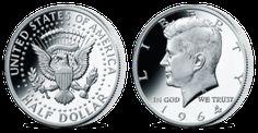 J. F. Kennedy v pravom striebre - 100. výročie od narodenia muža, ktorý prepísal dejiny USA!