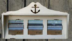 Anchor Shelf collage frame