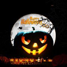 ¡Estamos entrando en el espíritu de Halloween! Pásate por nuestra tienda y echa un vistazo. | siem-yi | Pumpkin Carving, 3d, Signs, Spirit Halloween, Footwear, Store, Shop Signs, Pumpkin Carvings, Sign