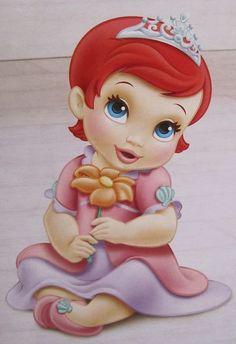 Ariel bébé.