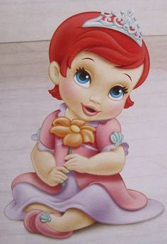 the little mermaid 1989 | ... Ariel | Flickr - Photo Sharing! She's the cutest little red head ever