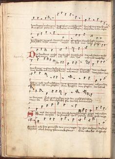 Kolmarer Liederhandschrift Rheinfranken (Speyer?), um 1460 Cgm 4997  Folio 44