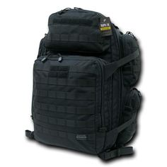 Rapid 96 4 Day Tactical Backpack | MOLLE Tactical Bag #tacticalbag
