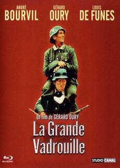 La grande vadrouille, avec De Funès et Bourvil