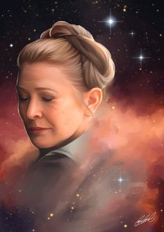 """ ""I tell my younger friends that no matter how I go, I want it reported that I drowned in moonlight, strangled by my own bra."" Goodnight, Carrie. May the force be with you. "" STORE // ART BLOG //..."