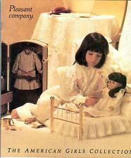 1988 RETIRED PLEASANT COMPANY CATALOG~AMERICAN GIRL SAMANTHA COVER~KIRSTEN~MOLLY