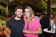 F@shion Tour Brasil: Tana Lobo e Oscar Martins promovem festa