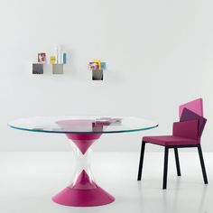 Asymmetric dining chair Karina by Compar mobili, Modern Chair with metal frame, soft touch black lacquered legs, seat and back upholstered with fabric. Upholstered Dining Chairs, Dining Furniture, Modern Furniture, Modern Dining Table, Modern Chairs, Dining Tables, Italian Dining, Scarlett, Design Moderne