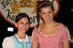 Juergens Girls in #Oberstaufen #Trachtenmode for #Oktoberfest #Columbus