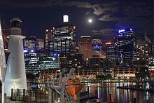 Darling Harbour - Wikipedia, the free encyclopedia