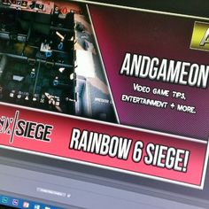 New video up in 10! #Rainbow6siege #Xbox #Playstation #Youtube