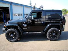 Bds Suspension 3  lift on a 2011 Jeep Wrangler.// & Jk 2 door | Jeep jk | Pinterest | Doors pezcame.com
