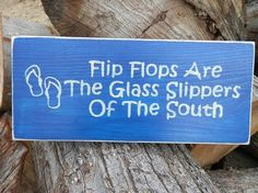 Flip Flops of the South