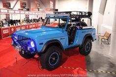 Classic #Ford #Bronco at #SEMA 2012