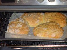 Ζουζουνομαγειρέματα: Ψωμί στη στιγμή! Bread Art, World Recipes, Hamburger, Sweet Home, Food And Drink, Pie, Torte, Cake, House Beautiful