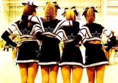 Team support. #cheerleader #cheerleading #cheer