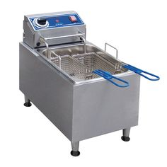 Countertop Fryer - Electric, 16 lb. Oil Capacity