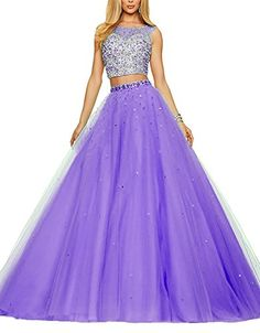 Fanciest Women's Ball Gowns Two Pieces Prom Dresses 2017 ... https://www.amazon.com/dp/B01MRZYA13/ref=cm_sw_r_pi_dp_x_DEGMyb3QFB9VS