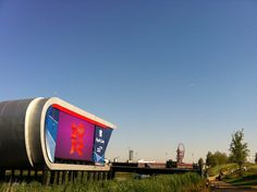 Park Live presented by British Airways    Park Live is set in the centre of the wetland bowl, within the newly created 250-acre Olympic Park. It will be the place for spectators to go during the Games to watch the action on giant LED screens and see the athletes interviewed on the BA Stage.