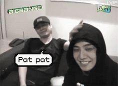 cute GD and YG