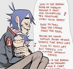 2D singing to baby syd
