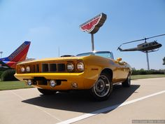 Nash Bridges Hemi Cuda... the only reason I ever watched that show...