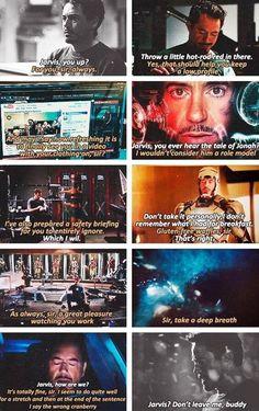 Love Iron Man!