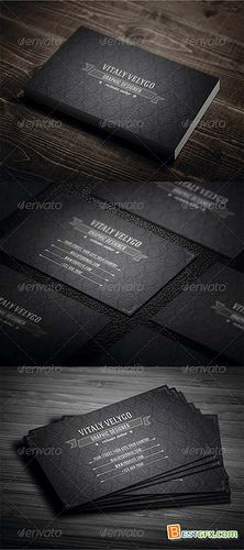 21 best business cards images on pinterest carte de visite buy vintage business card by realstar on graphicriver details cmyk colors 300 dpi x x with bleedsfully editable filesprint ready fileshorizontal file reheart