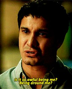 Bringing out the emotions #teamscorpion omg so heartbreaking watching Walter in this scene