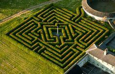 I 23 giardini-labirinto più belli del mondo | Fito