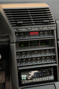 Alfa 164 dashboard