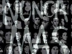 """""""la memoria"""" Leon Gieco- tributo a todos  los detenidos desaparecidos de..."""