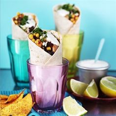 I came with some of burritos recipe that you can try immediately :)    longevityallthetime.tk/burritos-with-beans-and-corn/
