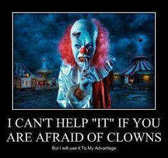 Fear Clown Stitches Can/'t sleep clowns will eat me Mens T-Shirt x13 Colours