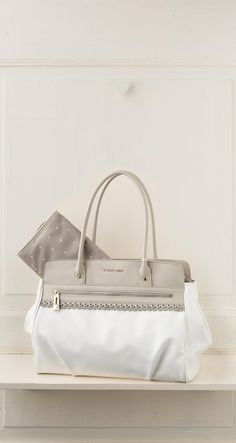 TWIN-SET Simona Barbieri, 2016 Summer Newborn collection: mummy bag  ES67AA