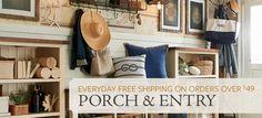 Porch & Entry | Birch Lane