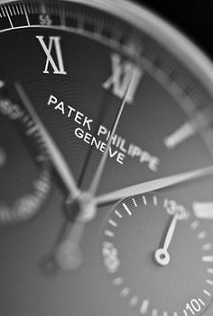 """Patek watches say, """"I don't care what the world thinks of me, I'm rich."""""""