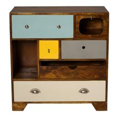 Herbert Wood Chest | Unique Bedroom Furniture, Accessories & Sets | Unusual Furniture | Living | Homeware | Oliver Bonas