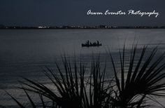 Solstice Sunset Canoe Ride 8x10 print by Arwenevenstarphotos