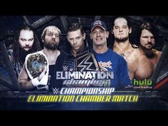 Wildman Willis WWE Elimination Chamber PPV Review