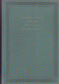 #littérature #poésie : Oeuvre Poétique : Eloges La Gloire Des Rois Anabase Exil Vents Saint- John Perse.      Gallimard / collection Soleil n°34, 1959. 480 pp. reliées. Exemplaire n°450/3600.     Reliure exécutée par Babouot à Paris d'après les maquettes de Massin.