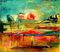 Artist : Abkorovits Robert Oil on canvas 85/95