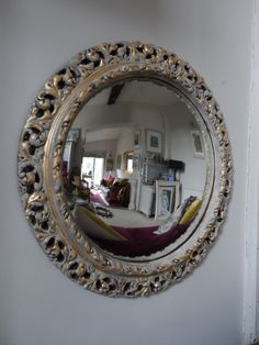 Convex mirror www.at-the-cartshed.co.uk