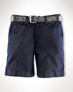 Prospect Flat-Front Short - Pants & Shorts  Boys' 2–7 - RalphLauren.com
