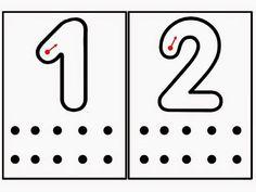 Descripción. Direccionalidad de los números. Identificación de números. Asociar número cantidad. Motricidad fina .Cálculo Material. ...