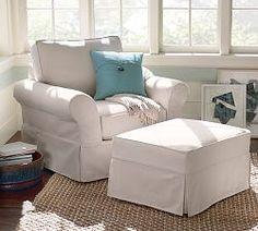 28 best pb slipcovered upholstery images furniture covers rh pinterest com