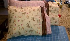 Another view of the pillowcases