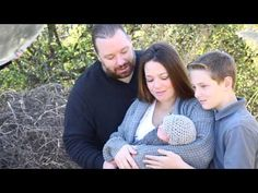 ▶ Baby Liam in the Field with Newborn Photographer Ana Brandt - YouTube