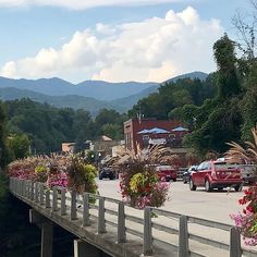 "calls Bryson City ""One of Top 20 Vacation Spots in the US"" saying ""Sometimes you stumble across a town where the air is so fresh and the landscape so pure that you feel rejuvenated simply breathing in and soaking in the sights. Bryson City, a gat Bryson City, Our Town, Vacation Spots, This Is Us, How Are You Feeling, Pure Products, Fresh, Landscape, Top"