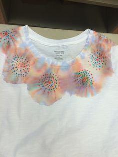 Sharpie Tie Dye Shirt - A Happy Maker